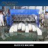 Sistema industrial da salmoura da máquina de gelo do bloco