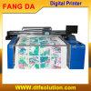 Impressora de Digitas da correia longa para a impressão do rolo da tela de algodão