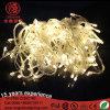 Stringa calda impermeabile dell'indicatore luminoso bianco del LED con calma su 10m/100LEDs Ce&RoHS