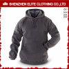Pullover poco costoso all'ingrosso del panno morbido di Sherpa di modo (ELTHI-2)