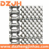 Type de maillon de chaîne bandes de conveyeur avec des bandes de conveyeur de Chainweave