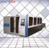 Véritable machine de découpage de laser de fibre du GS d'Affaire-Han