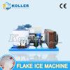 De Machine van het Ijs van de Vlok van de Dag van Koller 500kg/met de Bak van het Ijs