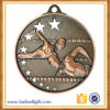 Medalha quente feita sob encomenda da natação do esporte do bronze da prata do ouro do Sell