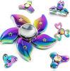 Zink-Legierungs-Metallfinger-Spinner-Qualitäts-Peilung-Handspinner-Spielwaren-Unruhe-Spinner für Kinder und erwachsenes Druck-Entlastungs-Spielzeug