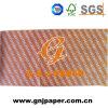 Mini Natural Natural Wrapping Tissue Paper com imagens impressas