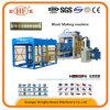 Machine concrète automatique hydraulique multifonctionnelle de brique de couplage de Qt6-15D