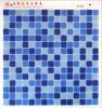 De blauwe Goedkope Prijs 4USD van het Mozaïek van het Glas van de PUNT per M2