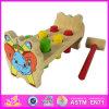 2015 het nieuwe Stuk speelgoed van de Hamer van Jonge geitjes Houten, het Populaire Stuk speelgoed en het Hete Stuk speelgoed W11g014 van de Hamer van Kinderen Houten van de Hamer van de Baby van de Manier van de Verkoop Houten