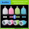 2014 neues Fashion Bluetooth Speaker mit LED Light Bulbs u. Remote Control