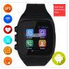 3G同期信号Android GPS、WiFi、G-Sensor、E-Compass、Heart Rate Test、Music、Video Bluetooth Watch