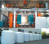 1000L - машина прессформы дуновения 5000L для цистерны с водой