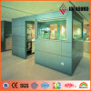 ISO/SGS Diplom-PET Beschichtung-Zelle-Aluminiumpartition-Panel (AE-30A)