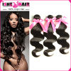 熱いSale 6AブラジルのVirgin Hair 3PCS 100g/PC UnprocessedブラジルのBody Wave Hair Wavy Cheap Human Hair Weave Bundles