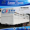 Het Trapsgewijze Vee van uitstekende kwaliteit van 3 As 33t en de Semi Aanhangwagen van de Staaf van het Pakhuis van de Staak van de Omheining van het Vervoer van het Gevogelte (LAT9400CCQ)