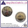 Monedas alta calidad de encargo esmalte suave Militares