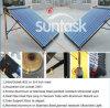 Емкость для сбора солнечной энергии с солнечной Keymark SRCC и утвердил