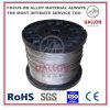 残されたニクロム暖房の抵抗ワイヤー(外径は2.5mmはである)
