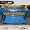 Dxのヨーロッパ規格の機械を形作る自動艶をかけられた屋根瓦ロール