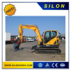 Excavador barato R80-9 de la correa eslabonada de Hyundai