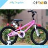 고품질의, 전문적으로 소집된 아이의 자전거 성과 아이들 자전거