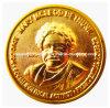 Pièce de monnaie 3D plaquée de cuivre personnalisée (souvenirs)