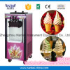 CE Approved Rainbow Vertical Soft Ice Cream Maker