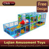 2015 Natural novo Design Indoor Playground para Kindergarten com CE Certificate