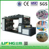Tissu de jute Ytb-4600 Machine d'impression flexo