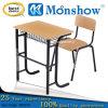 鋼鉄Shelf School Study TableおよびChair、School Furniture