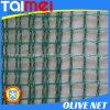 100% vierge HDPE Knitted Sun Shade Netting