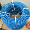 青い圧力洗濯機のホース圧力洗浄のホース