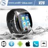 Telefono astuto Android perfetto delle cellule della vigilanza di OS Bluetooth di Competible (V26)