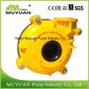 anti caoutchouc de la corrosion 4 rayé suivant la pompe centrifuge de boue de transport