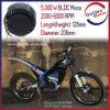 5000W Electric Motorbike Air Cooling Bldcm Motor
