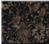Pietra baltica del granito della parte superiore di vanità del Brown per il paesaggio/giardino/controsoffitto