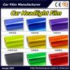 De zelfklevende Lichte VinylSticker kleurt VinylFilms 30cmx9m van de Tint van de Koplamp van de Auto