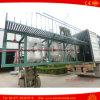 5t Planta de refinaria de óleo de coco Mini planta de refinaria de óleo de palma