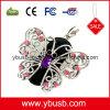 USB de la joyería de la mariposa en 8G (YB-163)
