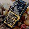 Мобильный телефон Triband самой холодной U-Ответной части водоустойчивый с камерой + компасом (OWMP-A81-117)