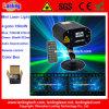 Лазерный луч Gobo дистанционного управления миниый