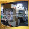 4 Farben-flexographischer Drucken-Maschinen-Raum-Doktor Schaufel
