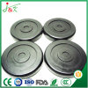 Pista de goma negra del OEM Nr EPDM del fabricante de China