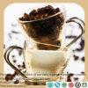 Gesunder gewürzter Kaffee-Rahmtopf-Weißkocher