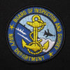 2011 Navy Embroidery Textile. Embroidery Textile (EMB46)