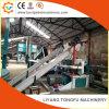 Les plans de granulés de bois d'usine de ligne de production pour la vente