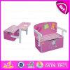 子供キッズ木製おもちゃ箱(W08G017)
