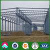 Stahlkonstruktion-Werkstatt in Angola