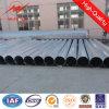 Galvanisierter Stahlfernsehturm/runde Stahlübertragungs-Röhrenaufsatz