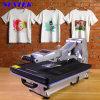hydraulische 220-110V Wärmeübertragung-Drucken-Maschine für T-Shirts
